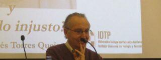 Éxito de Torres Queiruga en sus conferencias en Bilbao