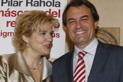 """Rahola ve """"evidente"""" que España """"roba"""" a Cataluña"""
