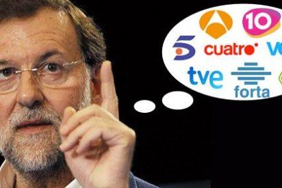 """""""No se trata de privatizar RTVE, sino de que no eran necesarias tantas televisiones autonómicas"""""""
