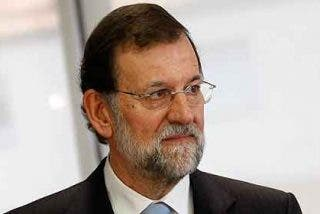 """Mariano Rajoy: """"No está esto para cenas"""""""