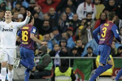 El Barcelona da un brutal golpe de mano a la Liga en el Bernabéu