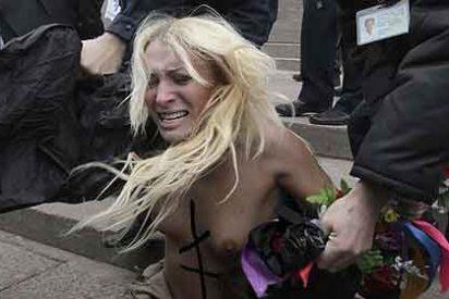 Manifestarse es malo para la salud... según las autoridades rusas