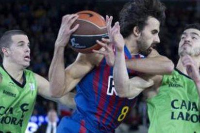 El Barça cae contra el Baskonia y el Real Madrid vuelve a ser líder