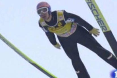 TVE pone fin a medio siglo de retrasmisiones de los saltos de esquí de Año Nuevo