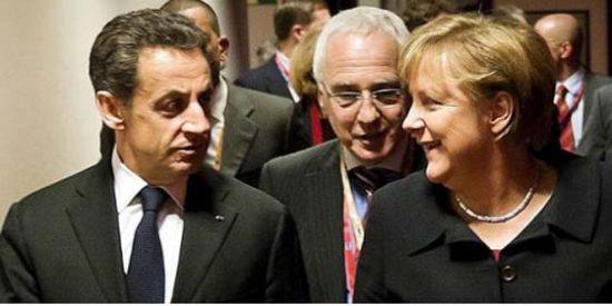 Merkel y Sarkozy rechazan las condiciones de Cameron para reformar la UE