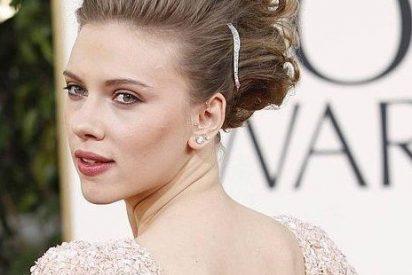 Scarlett Johansson continúa de estreno con un nuevo novio