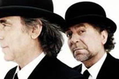 Serrat y Sabina, baten récords en iTunes con su nueva colaboración