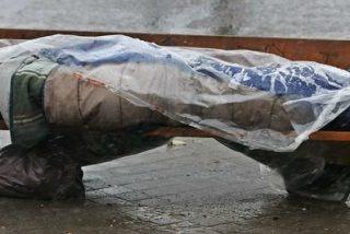 Dos personas sin hogar mueren por el frío en Burgos y Bilbao