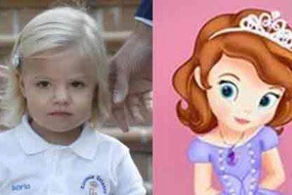 La Infanta Sofía, ¿podría ser la próxima princesa Disney?