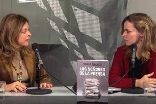 """Sonia Franco: """"Internet ha acabado con la veneración al periodista"""""""