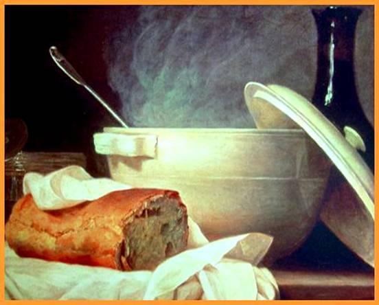 La sopa, un caldo de salud de fácil alcance