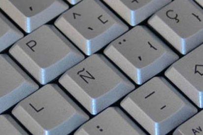 Todos los teclados tienen la 'ñ', pero hay que saber encontrarla