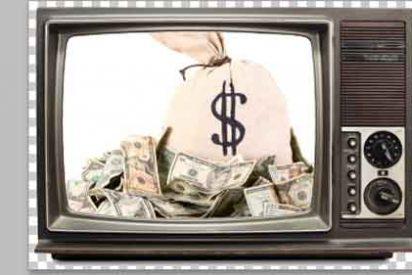 Antena 3 y Telecinco controlan toda la televisión en España