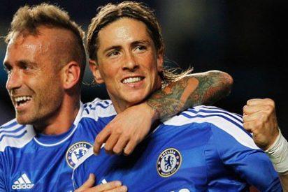 Fernando Torres y Justin Bieber miden sus fuerzas ante el balón