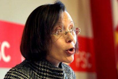 Montserrat Tura quiere un PSC más nacionalista