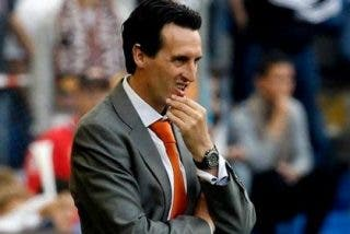 """Emery: """"Hay que mirar hacia delante e ilusionarse con la Europa League"""""""