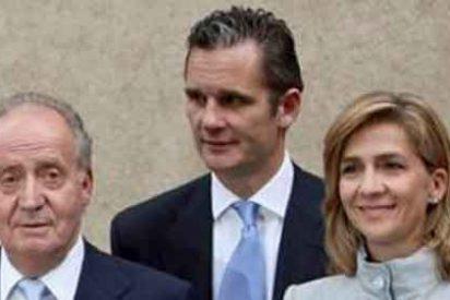 Urdangarín y la Infanta Cristina no cenan esta Nochebuena en Zarzuela