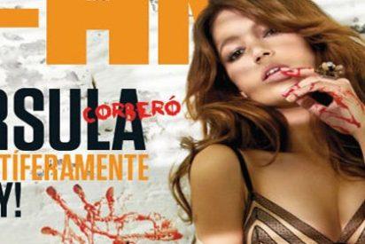 """Salvaje vídeo y fotos de Úrsula Corberó ('Física o Química') en 'FHM': """"Me he sentido muy guapa"""""""