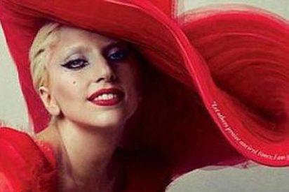 Lady Gaga impregna de colores flúor dos portadas para ELLE