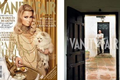 Paris Hilton y Vanity Fair