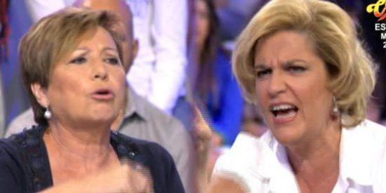 Agresiones, insultos y vergüenza ajena: Las 10 broncas más bestias de la TV en 2011