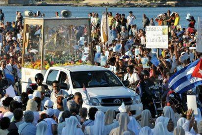 Cuba cierra la peregrinación a la Virgen de la Caridad