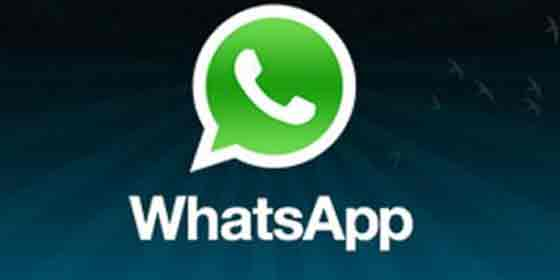 Whatsapp desbanca a los SMS para felicitar la Navidad