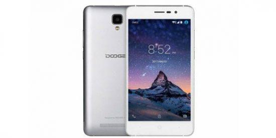 Smartphone Doogee X10