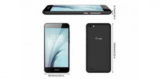 Smartphone Gretel A7