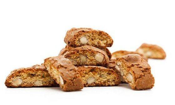 cantucci: galletas de almendras