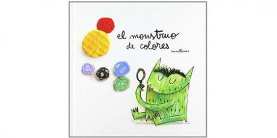 El monstruo de colores de Anna Llenas Serra
