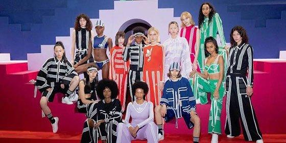 #Likely: Adidas x Ji Won Choi. Originals inaugura COLABORACIÓN en London Fashion Week