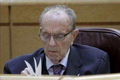 """Carrillo: """"Fraga aparecía en su partido como una especie de francotirador más liberal"""""""