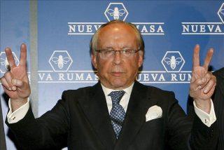 """Ruiz-Mateos afirma que Botín """"maneja a los jueces como quiere"""""""