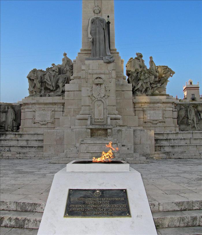 """El Bicentenario de """"La Pepa"""" convertirá a Cádiz en protagonista del 2012"""