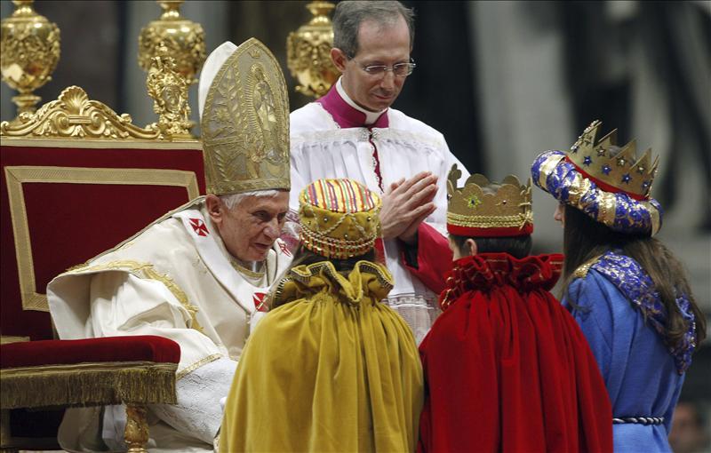 El papa subraya la necesidad de educar a los jóvenes en la justicia y la paz