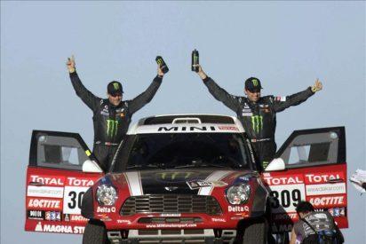 El ruso Novitskiy gana primera etapa del Dakar y Nani Roma es decimotercero