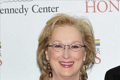 Meryl Streep será galardonada en la Berlinale con el Oso de Oro honorífico