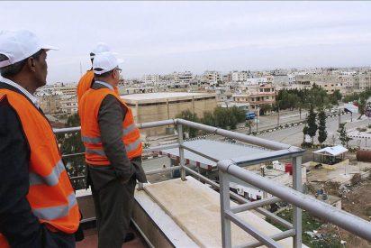 Al menos seis muertos en Siria por la ofensiva de las fuerzas del régimen