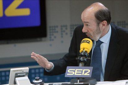 Rubalcaba dice que la política de ajustes de la UE conduce a malos resultados
