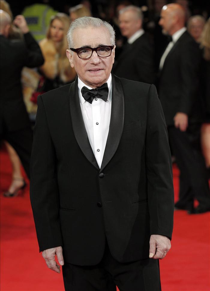 Scorsese recibirá un premio honorífico de la Academia Británica