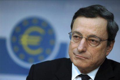 El BCE presta a los bancos 31.667 millones de dólares, menos que en diciembre