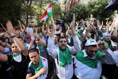 Mueren diez personas por disparos en una nueva ofensiva del régimen sirio