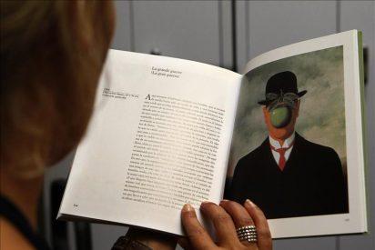 Los ladrones devuelven un cuadro de Magritte robado hace dos años