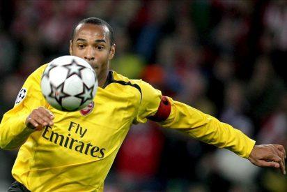 Thierry Henry regresa al Arsenal