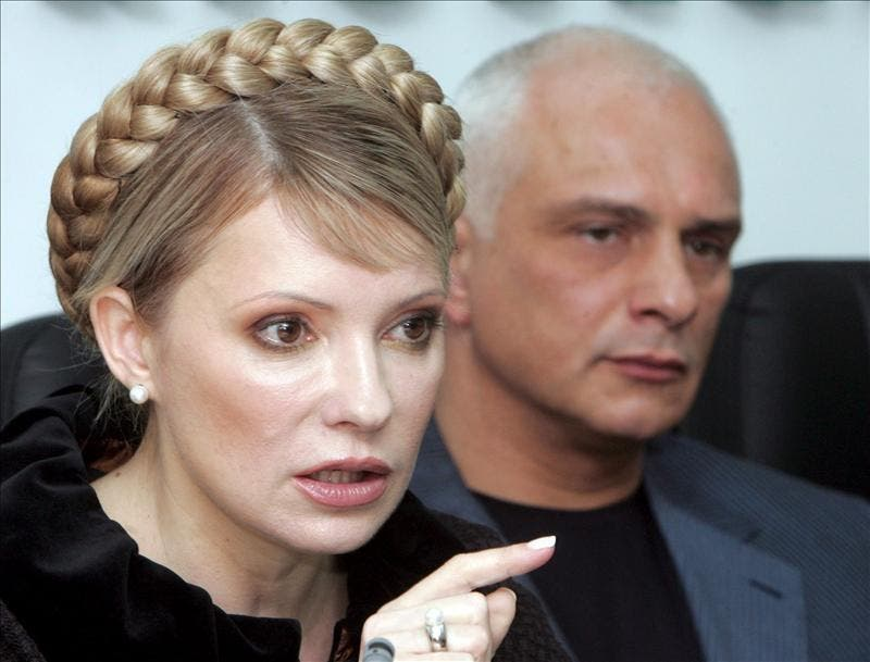 El marido de Yulia Timoshenko pide asilo en la R.Checa