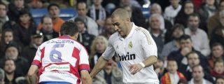 5-1. Benzema ilumina al Madrid ante el Granada