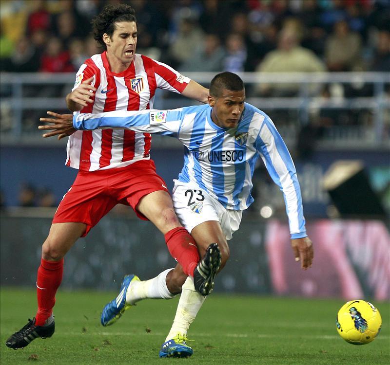 0-0. El Málaga de Pellegrini y el Atleti del Cholo firman tablas