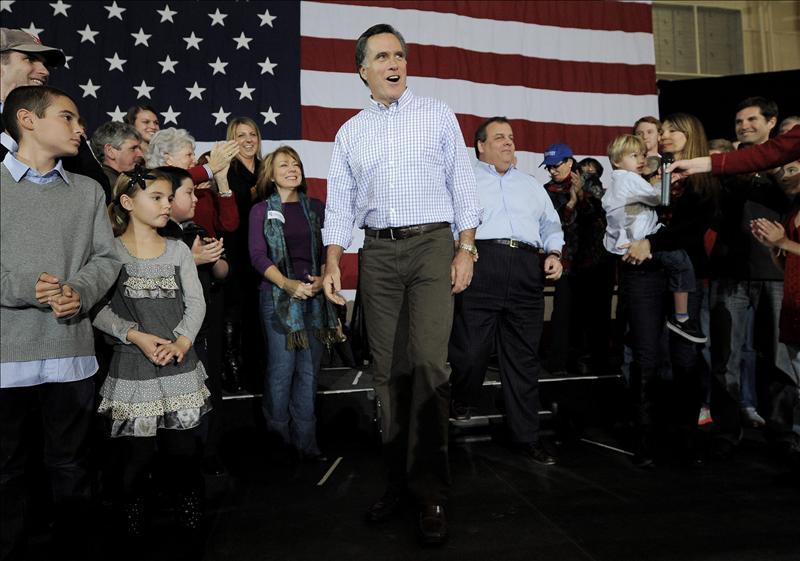 Los candidatos republicanos medirán sus fuerzas mañana en Nuevo Hampshire