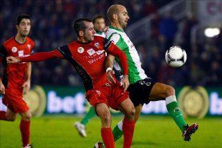 1-1. El Mirandés elimina al Racing y sigue con su sueño de la Copa del Rey